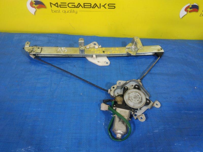 Стеклоподъемник Mitsubishi Canter FE50E передний правый MC146950 (б/у)