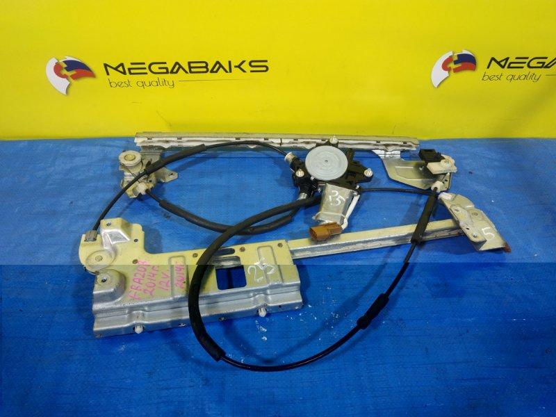 Стеклоподъемник Mitsubishi Canter FBA20 передний правый MK581274 (б/у)