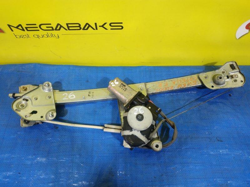 Стеклоподъемник Mazda Capella GWEW передний правый 36100-11757 (б/у)