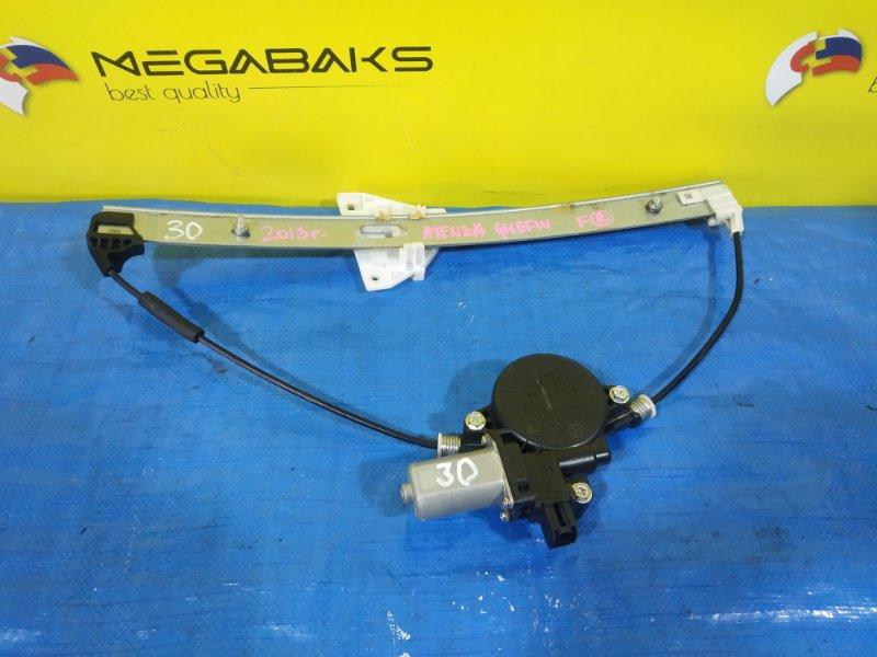 Стеклоподъемник Mazda Atenza GHEFW передний правый CM012030 (б/у)