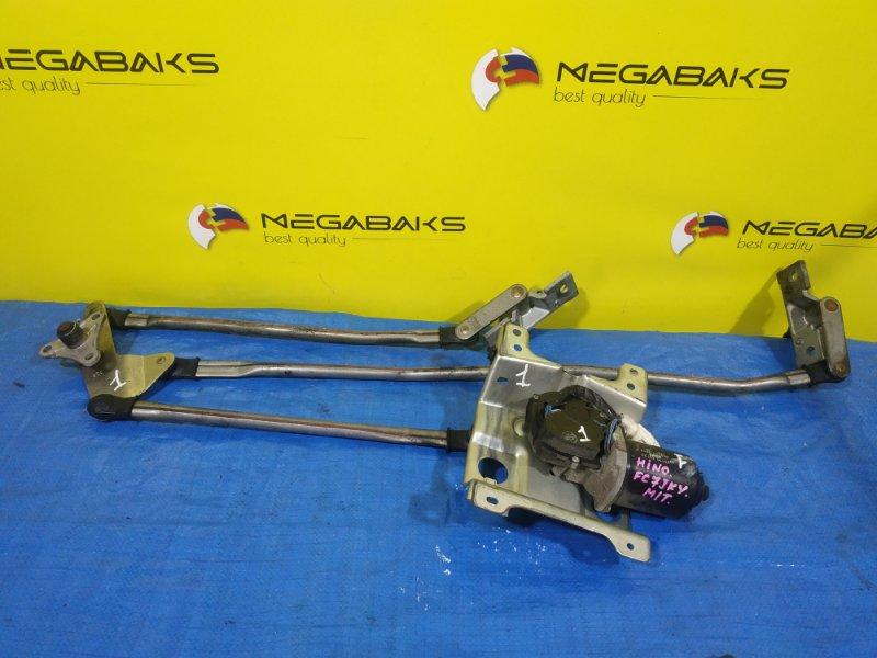 Мотор дворников Hino Ranger FC7JKY (б/у)