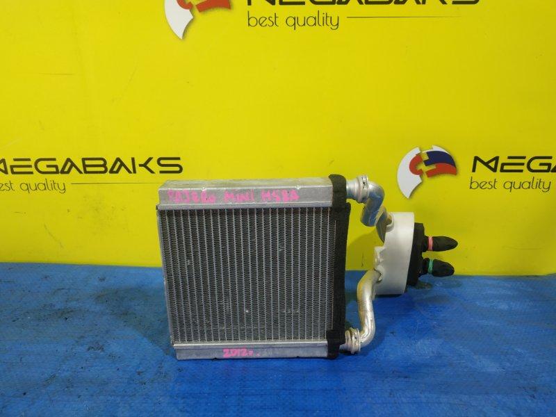Радиатор печки Mitsubishi Pajero Mini H53A (б/у)