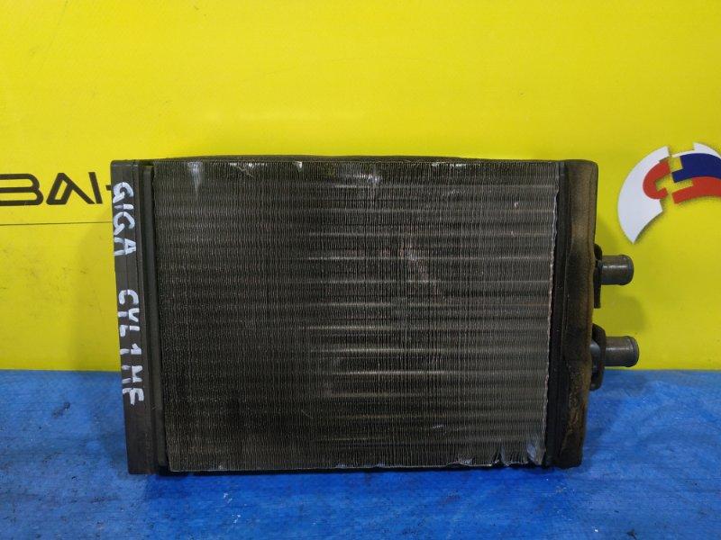 Радиатор печки Isuzu Giga CYL1MF (б/у)