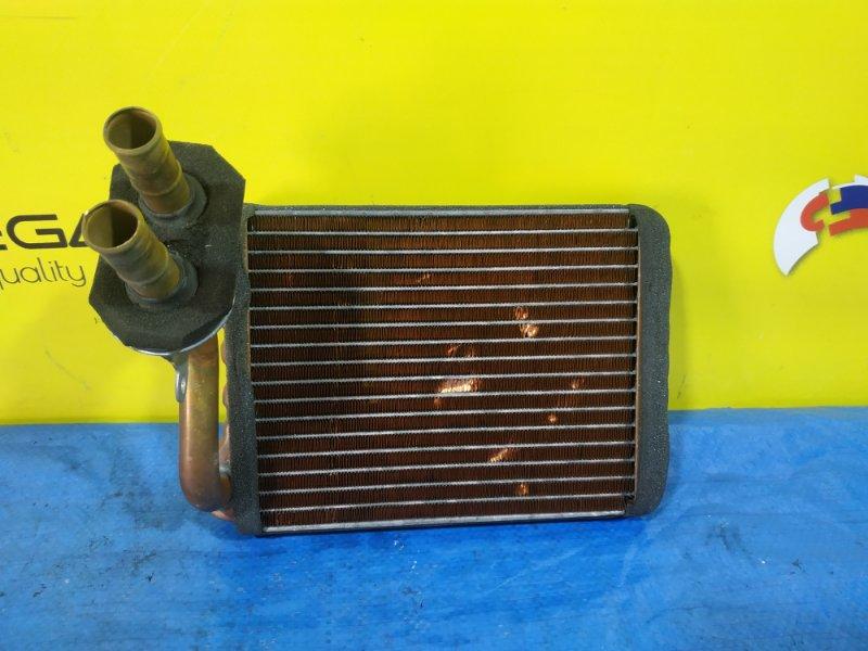 Радиатор печки Mitsubishi Pajero Evolution V55 (б/у)