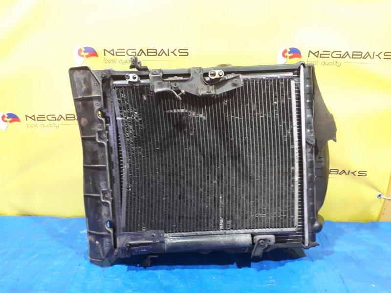 Радиатор основной Mazda Titan WHF3F TF (б/у)