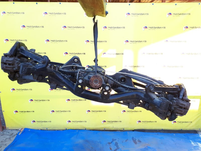 Балка подвески Bmw X1 E84 N46B20 2009 задняя (б/у)