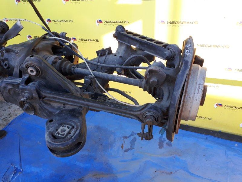 Рычаг Bmw X1 E84 N46B20 2009 задний правый нижний (б/у)