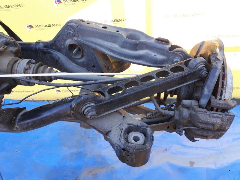 Ступица Bmw X1 E84 N46B20 2009 задняя правая (б/у)