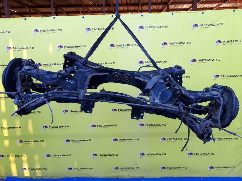 Балка подвески Subaru Impreza GJ3 задняя (б/у)