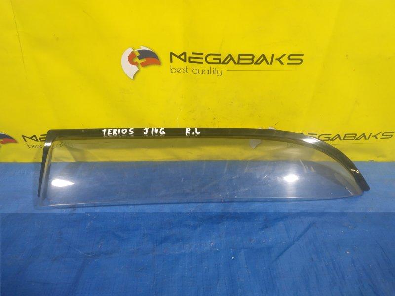 Ветровик Daihatsu Terios Kid J111G задний левый (б/у)