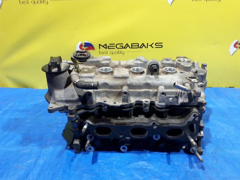 Головка блока цилиндров Nissan Note E12 HR12DDR (б/у)