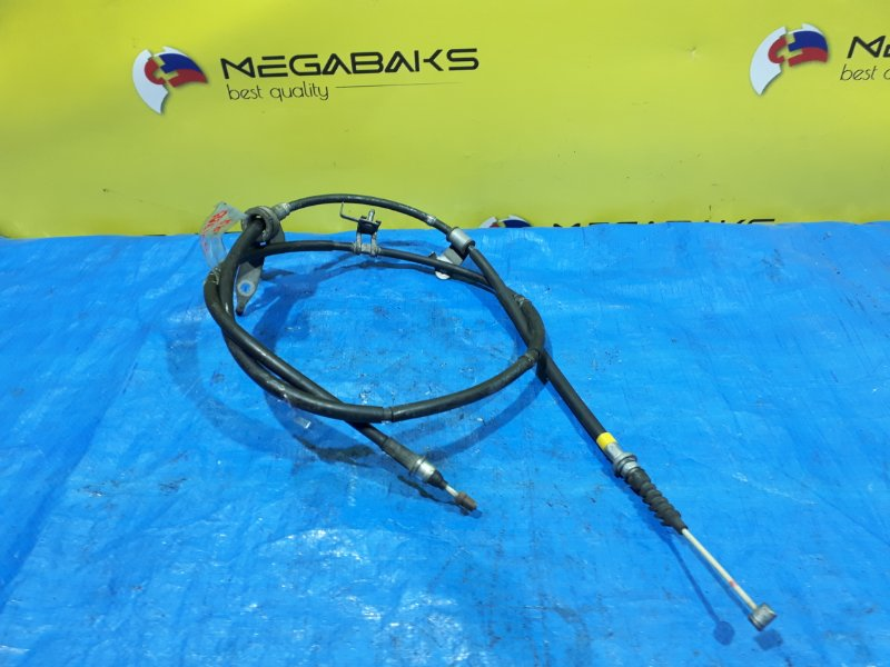 Тросик ручника Mazda Biante CCEFW задний (б/у)