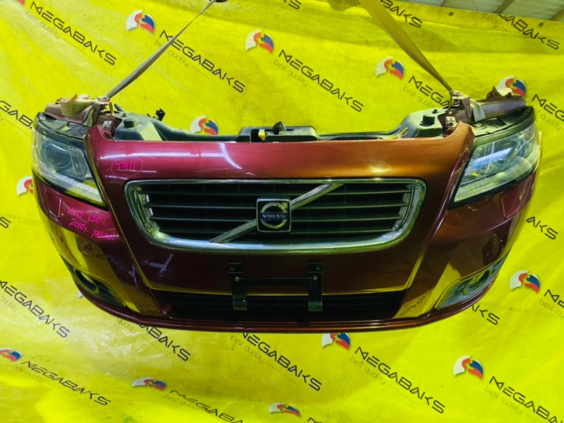 Nose cut Volvo V50 MW43 B4204S3 2007 (б/у)