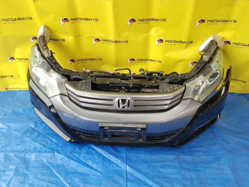Nose cut Honda Insight ZE2 LDA ФАРА №100-22878 (б/у)