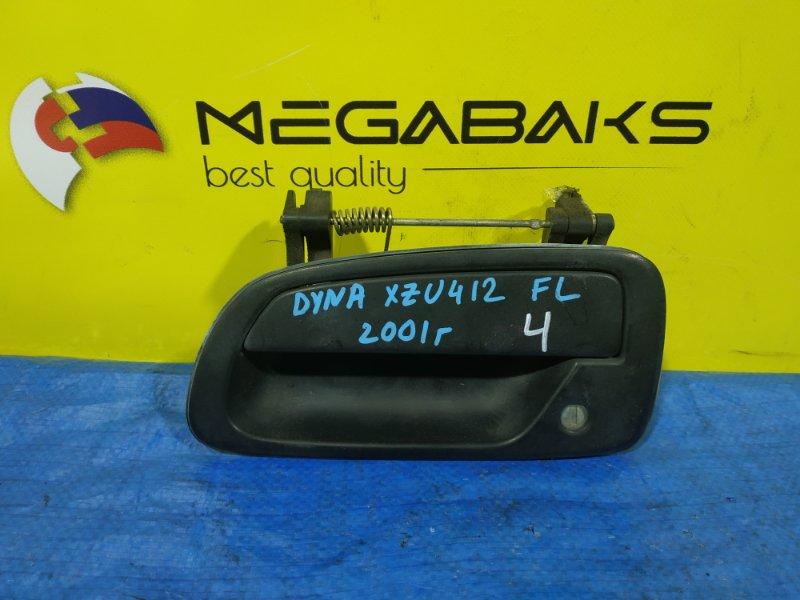 Ручка двери Hino Dutro ZXU412 передняя левая (б/у)