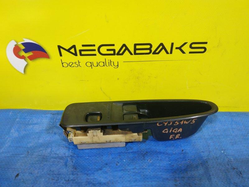 Блок упр. стеклоподьемниками Isuzu Giga CYJ51 передний правый 1-82380-166-1 (б/у)