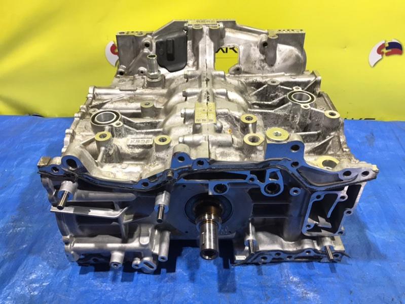 Блок двигателя Subaru Forester SKE FB20 (б/у)