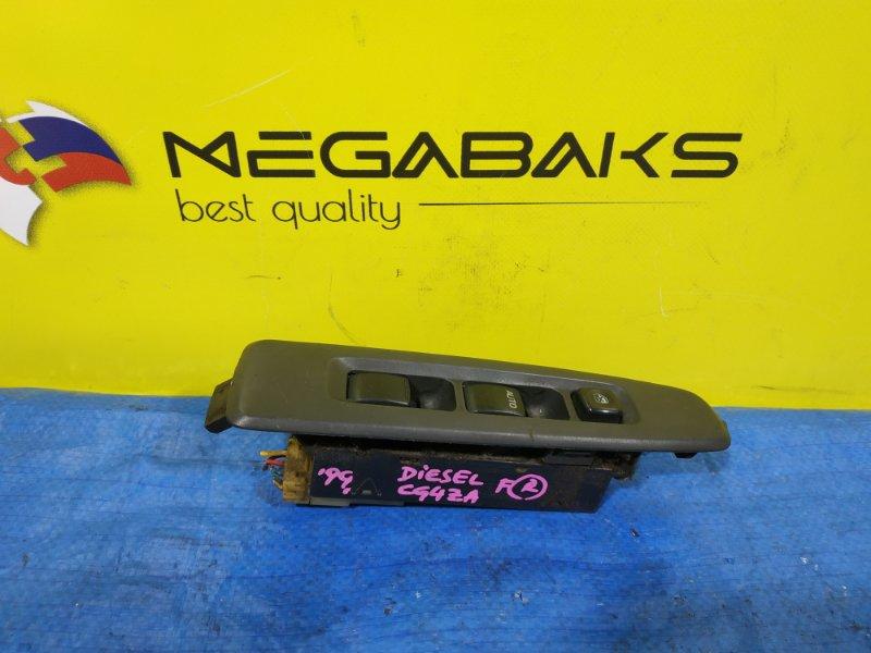 Блок упр. стеклоподьемниками Nissan Diesel CG4ZA передний правый 25400 01z03 (б/у)