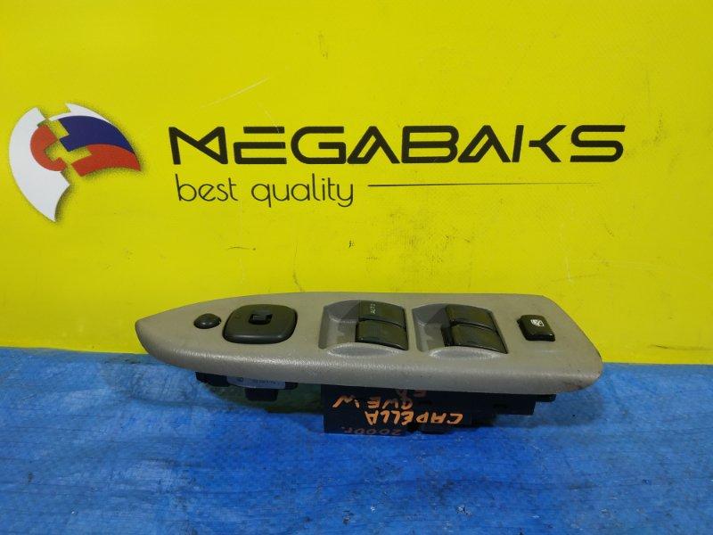Блок упр. стеклоподьемниками Mazda Capella GWEW передний правый g19c 66 350 (б/у)