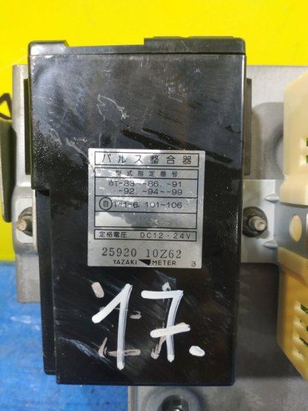 Электронный блок Nissan Diesel CG4ZA 25920 10Z62 (б/у)