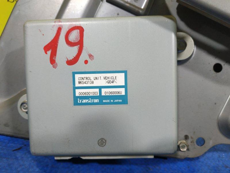 Электронный блок Mitsubishi Fuso FS54 MK543138 (б/у)