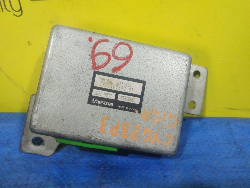 Электронный блок Isuzu Giga CYG23P3 (б/у)