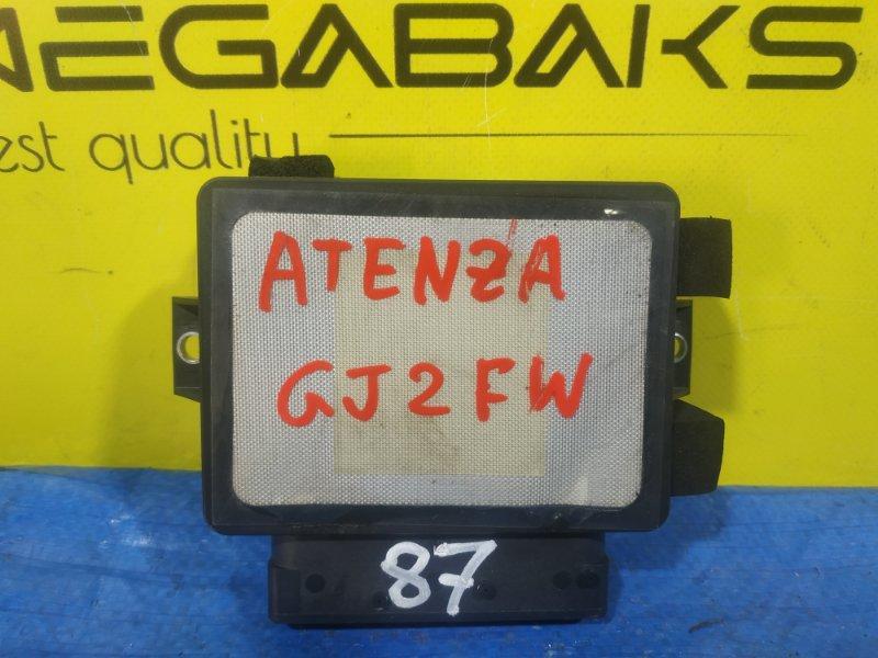 Электронный блок Mazda Atenza GJ2FW 234299-101 (б/у)