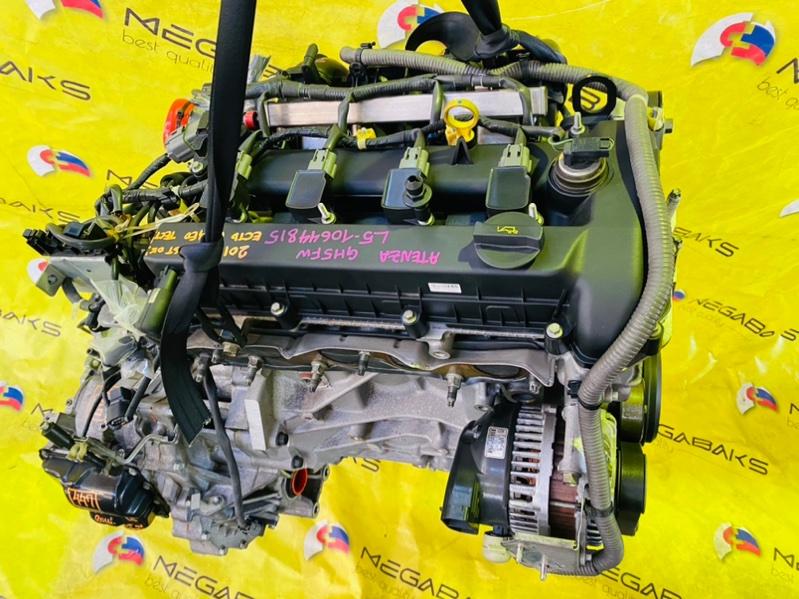 Двигатель Mazda Atenza GH5FW L5-VE 2011 10644815 (б/у)