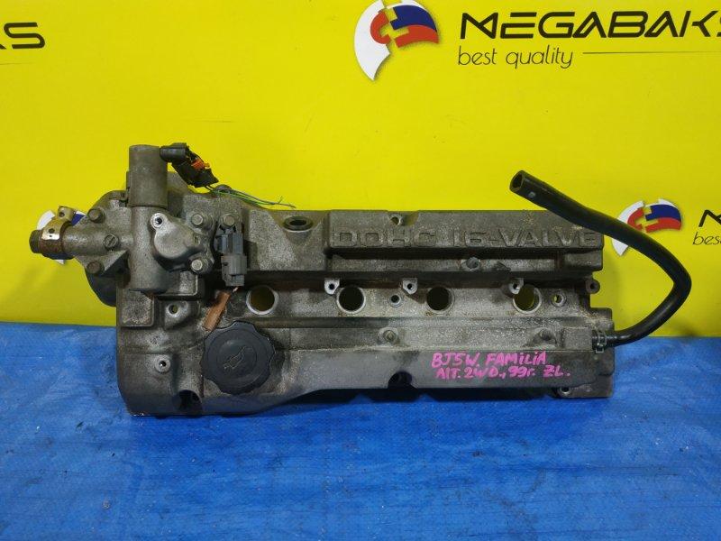 Клапанная крышка Mazda Familia BJ5W ZL (б/у)