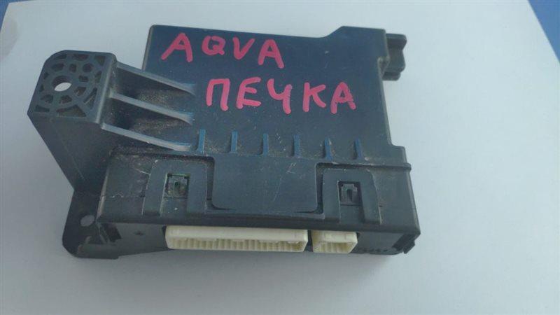 Электронный блок Toyota Aqua NHP10 1NZ-FXE 88650-52820 (б/у)