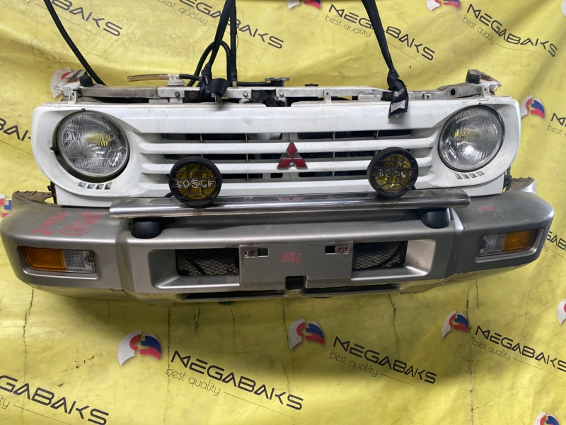 Nose cut Mitsubishi Pajero Junior H57A 4A31 МКПП (б/у)