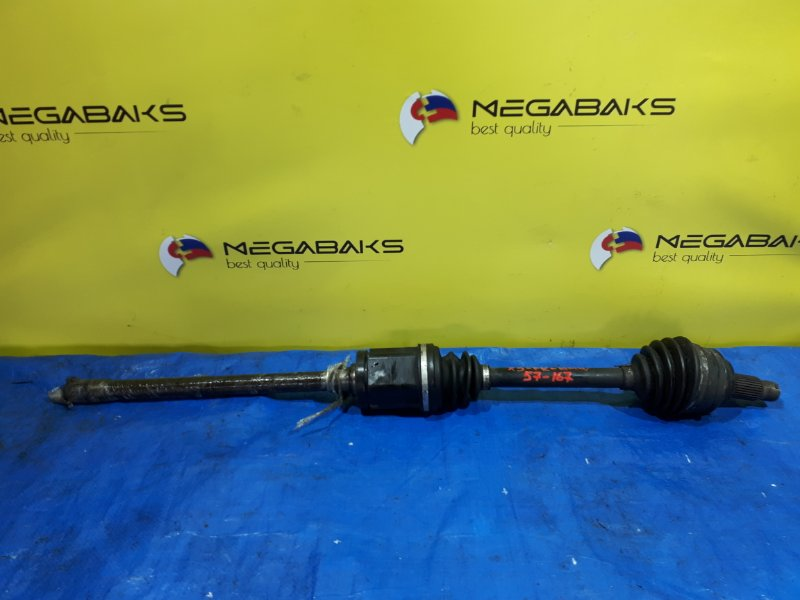Привод Bmw X3 E83 M54B25 передний правый (б/у)