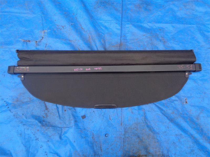 Шторка багажника Subaru Levorg VM4 FB16 (б/у)