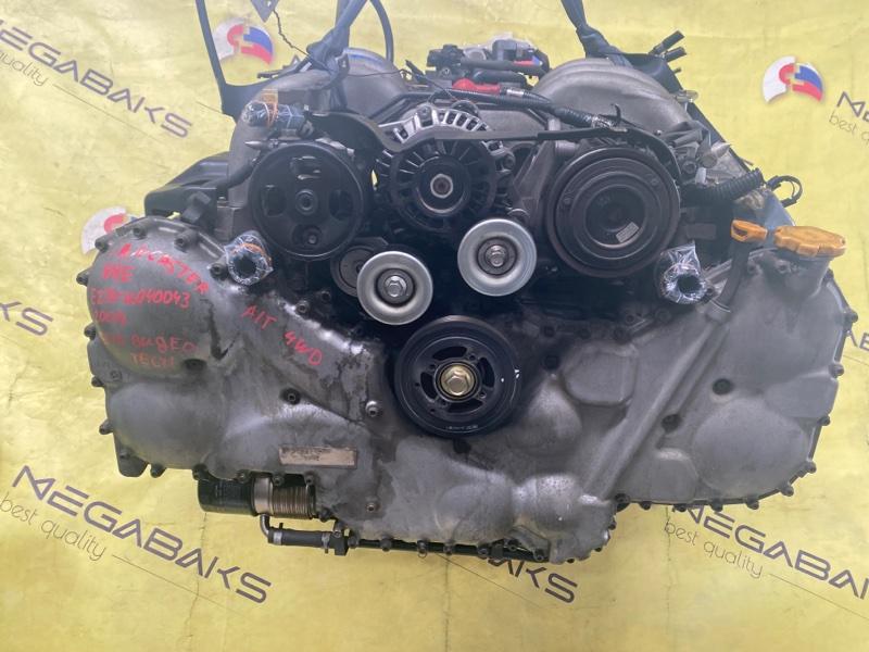 Двигатель Subaru Lancaster BHE EZ30 2001 U040043 (б/у)