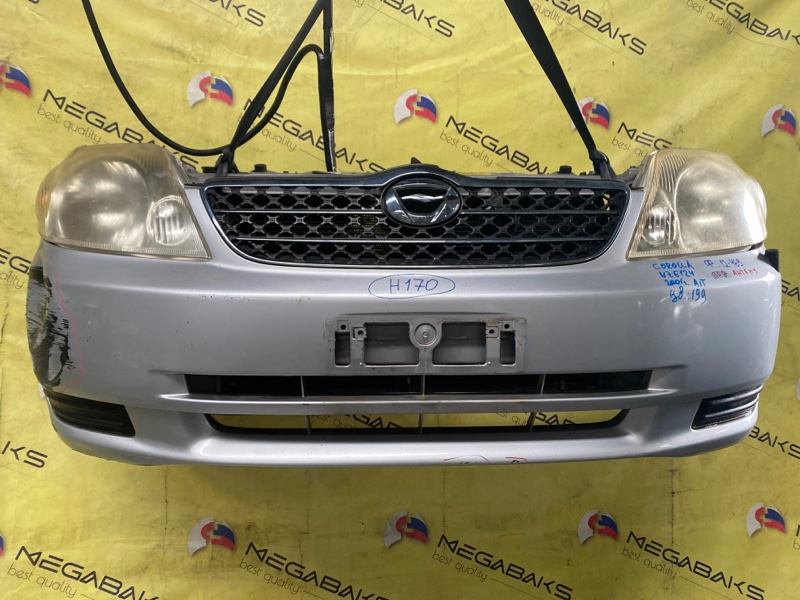Nose cut Toyota Corolla NZE124 1NZ-FE 2001 АКПП (б/у)