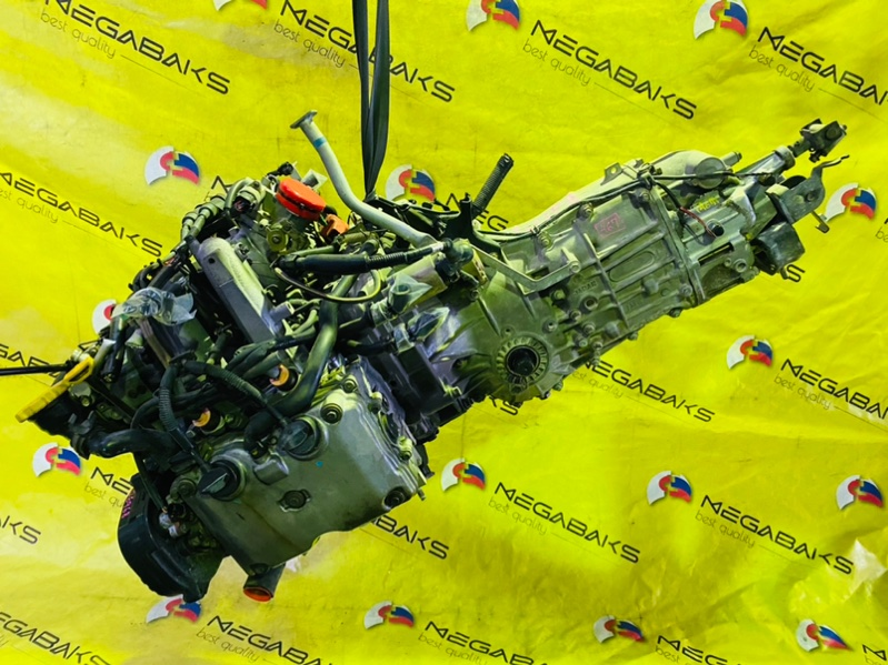 Мкпп Subaru Impreza GF1 EJ151 2000 TM754RY1AA (б/у)