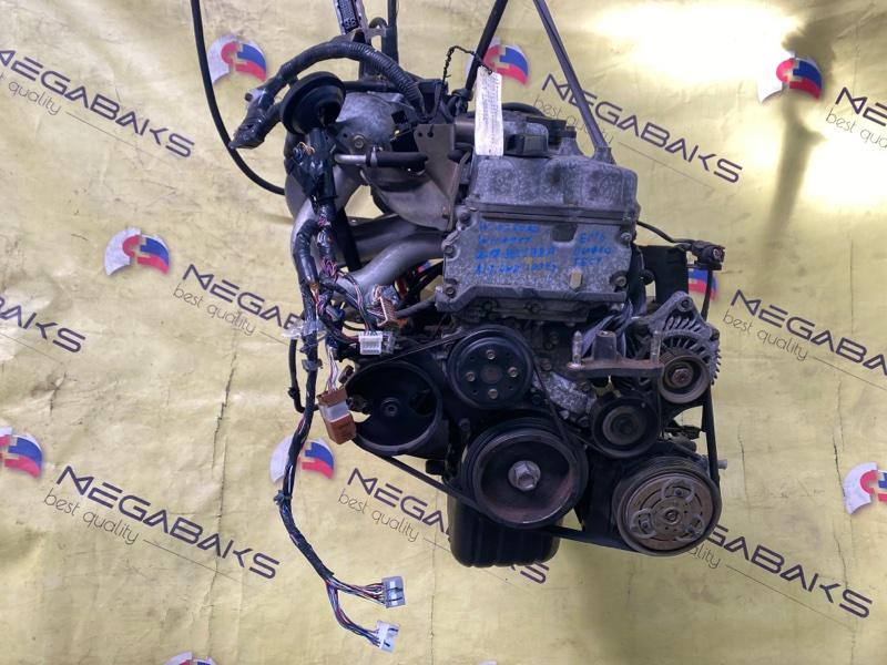 Двигатель Nissan Wingroad WHNY11 QG18DE 2004 365298A (б/у)