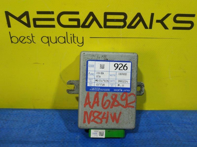 Электронный блок Mitsubishi Chariot Grandis N94W 4G64 MD357926 (б/у)