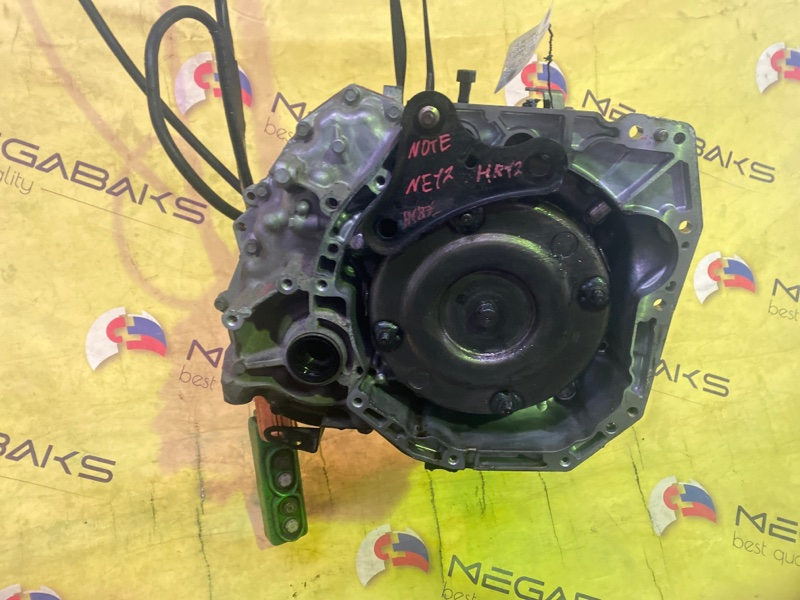Акпп Nissan Note NE12 HR12DE RE0F11A GM38 (б/у)