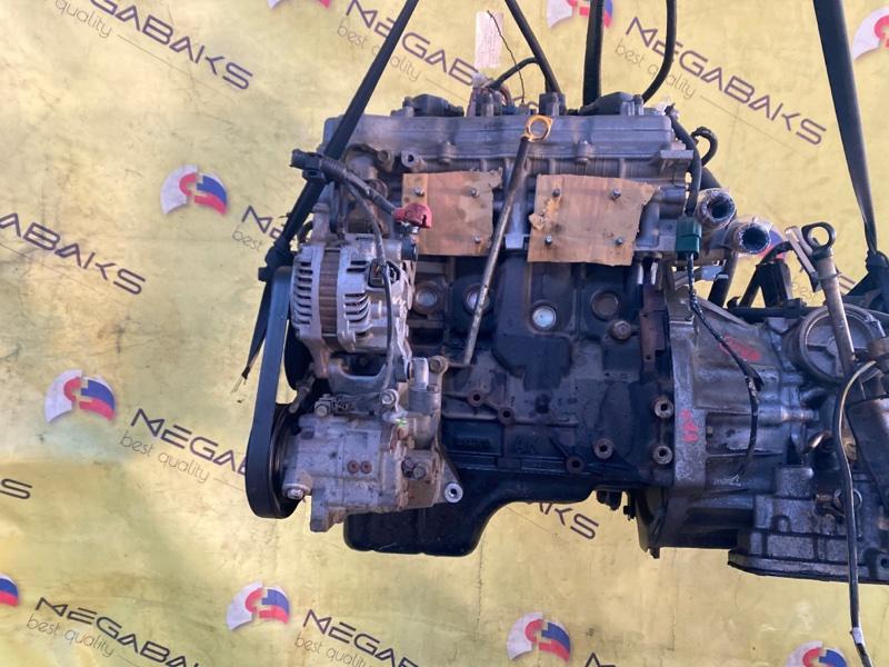 Двигатель Nissan Sunny FB15 QG15DE 2002 350948A (б/у)