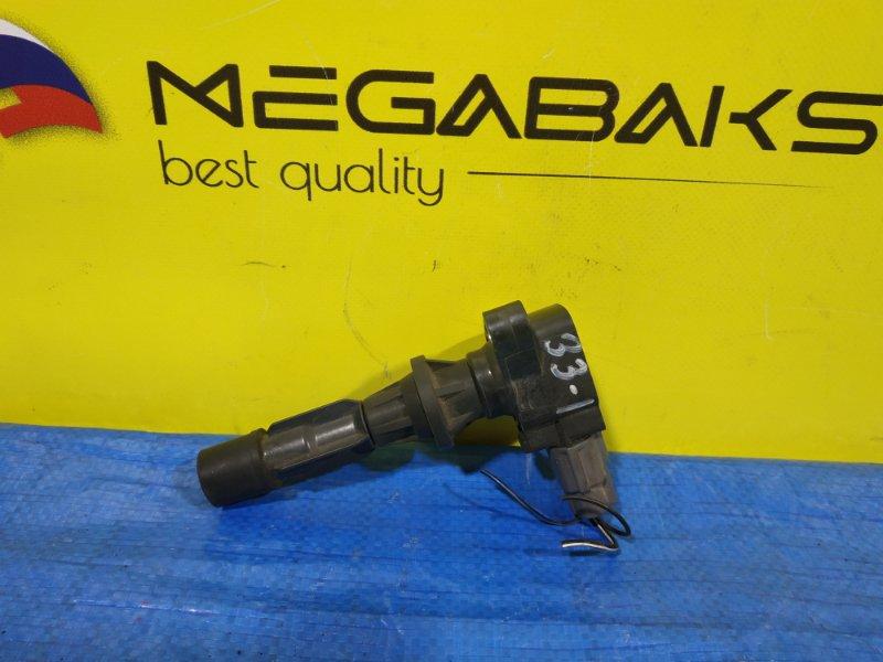 Катушка зажигания Mazda Atenza GG3S L3-VE 099700-1062 (б/у)
