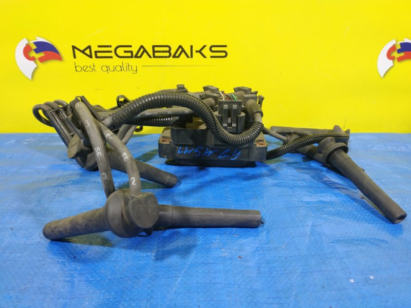 Катушка зажигания Mazda Mpv LW5W GY 5F2E-12029-AA (б/у)