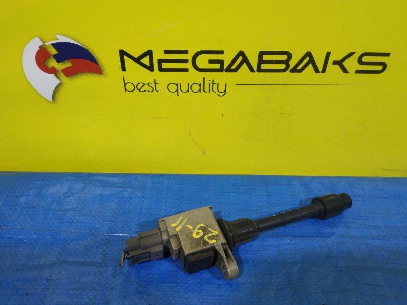 Катушка зажигания Nissan Elgrand APWE50 VQ35DE 22448 4W011 (б/у)