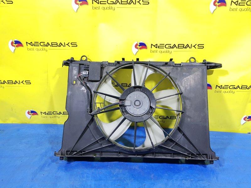 Диффузор радиатора Toyota Corolla Fielder NZE144 (б/у)