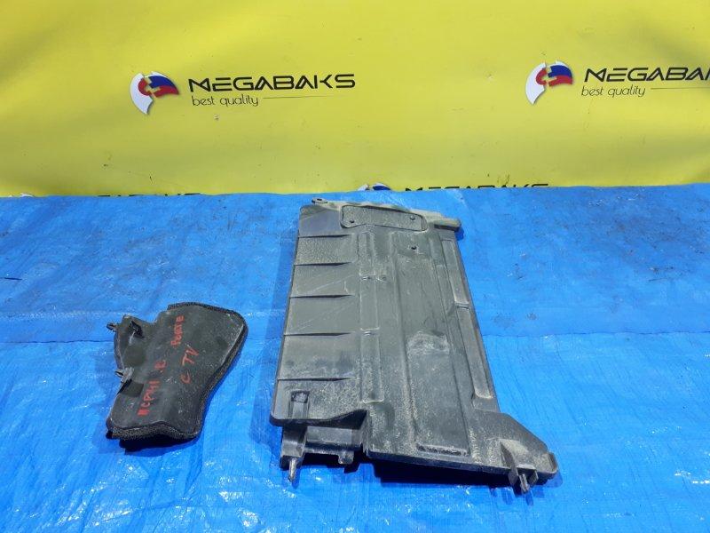 Защита радиатора Toyota Porte NCP141 (б/у)