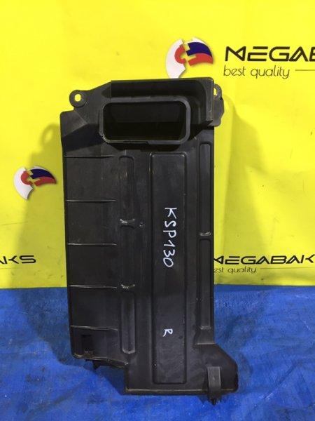 Защита радиатора Toyota Vitz KSP130 правая (б/у)