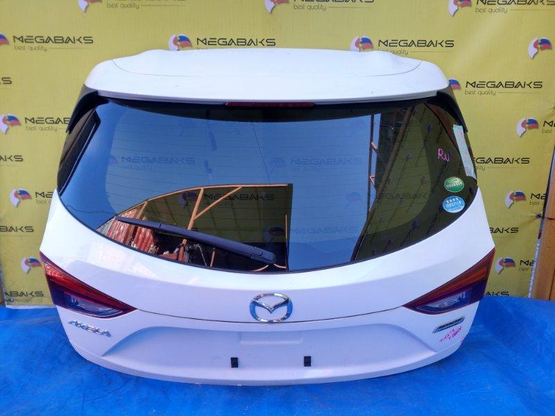 Дверь задняя Mazda Axela BM5FS (б/у)