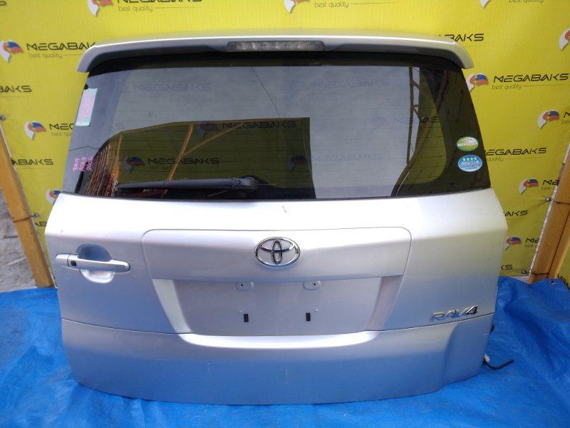 Дверь задняя Toyota Rav4 ACA31W II MODEL (б/у)