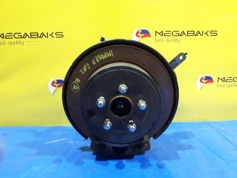 Ступица Subaru Impreza GH2 задняя правая (б/у)