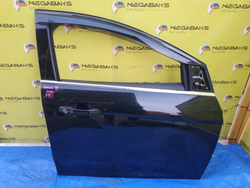 Дверь Ford Focus BK передняя правая (б/у)